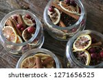 Christmas Potpourri In A Glass...