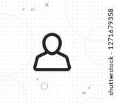 profile  avatar vector best...   Shutterstock .eps vector #1271679358