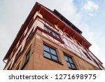 albrecht duerer house nuremberg | Shutterstock . vector #1271698975