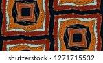 seamless chain and belt... | Shutterstock . vector #1271715532