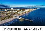 Aerial View Of Daytona Beach ...