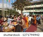 chiang mai  thailand   1...   Shutterstock . vector #1271794942