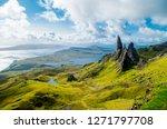Old Man of Storr (Skye, Scotland)
