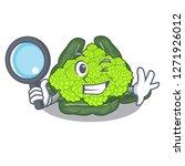 detective detail texture of... | Shutterstock .eps vector #1271926012