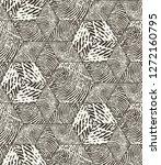 vector seamless pattern.... | Shutterstock .eps vector #1272160795