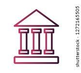 vector educational institute... | Shutterstock .eps vector #1272165505