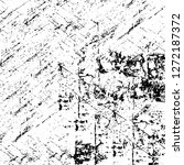 vector grunge overlay texture.... | Shutterstock .eps vector #1272187372