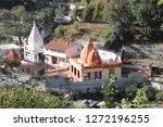 Stock photo kainchi temple in india 1272196255