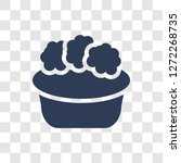 washbowl icon. trendy washbowl... | Shutterstock .eps vector #1272268735
