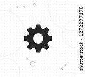 setting   tools  cog  gear...   Shutterstock .eps vector #1272297178