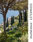 view over gulf of salerno from... | Shutterstock . vector #1272340222