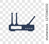 hardware hotspot icon. trendy... | Shutterstock .eps vector #1272360232