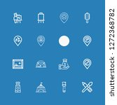 editable 16 canvas icons for...