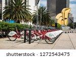 mexico  mexico city   12... | Shutterstock . vector #1272543475