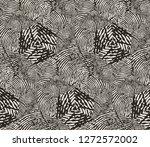 vector seamless abstract... | Shutterstock .eps vector #1272572002