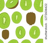 vector seamless pattern with...   Shutterstock .eps vector #1272636622