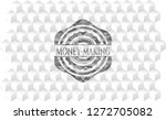 money making retro style grey... | Shutterstock .eps vector #1272705082