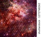 Red Recolored Tarantula Nebula...
