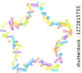 sprinkles grainy. sweet...   Shutterstock .eps vector #1272815755