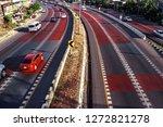 january 3 2019 phetchaburi ... | Shutterstock . vector #1272821278