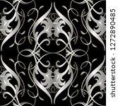 vintage beautiful seamless...   Shutterstock .eps vector #1272890485
