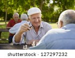 active retired people  old... | Shutterstock . vector #127297232