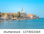 view on historical center of... | Shutterstock . vector #1273022365