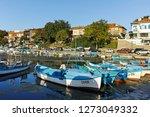 sozopol  bulgaria   august 9 ... | Shutterstock . vector #1273049332