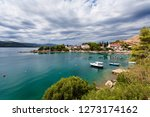 adriatic sea  radalj  croatia   ... | Shutterstock . vector #1273174162