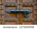 backgrounds and textures ... | Shutterstock . vector #1273205908