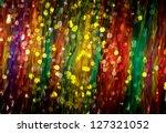 vector abstract bokeh... | Shutterstock .eps vector #127321052