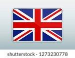 rectangular button with...   Shutterstock .eps vector #1273230778