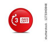 3 days left   vector   vektor  | Shutterstock .eps vector #1273340848