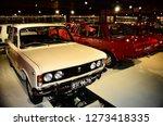 retro museum in varna  bulgaria ...   Shutterstock . vector #1273418335