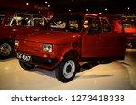 retro museum in varna  bulgaria ...   Shutterstock . vector #1273418338