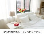 valentines day  love and... | Shutterstock . vector #1273437448