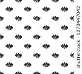 flower pattern seamless... | Shutterstock . vector #1273447042