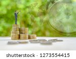 investment vision  asset... | Shutterstock . vector #1273554415
