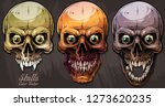 detailed graphic realistic cool ... | Shutterstock .eps vector #1273620235