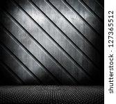 metal interior   Shutterstock . vector #127365512
