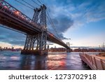 The Williamsburg Bridge Is A...