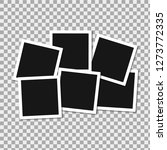set of square vector photo...   Shutterstock .eps vector #1273772335