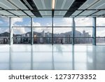 panoramic skyline and buildings ...   Shutterstock . vector #1273773352
