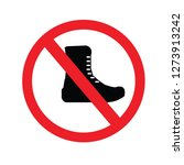 military boots.boots for... | Shutterstock .eps vector #1273913242