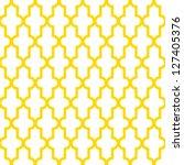 seamless geometric patter  ... | Shutterstock .eps vector #127405376