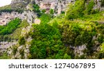 view of amalfi coast along the...   Shutterstock . vector #1274067895