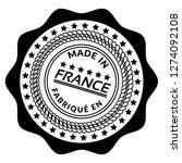 made in france emblem  label ...