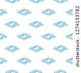 cloud pattern  simple pattern... | Shutterstock .eps vector #1274153782