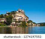 beynac et cazenac  france  ...   Shutterstock . vector #1274197552
