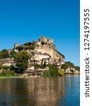 beynac et cazenac  france  ...   Shutterstock . vector #1274197555